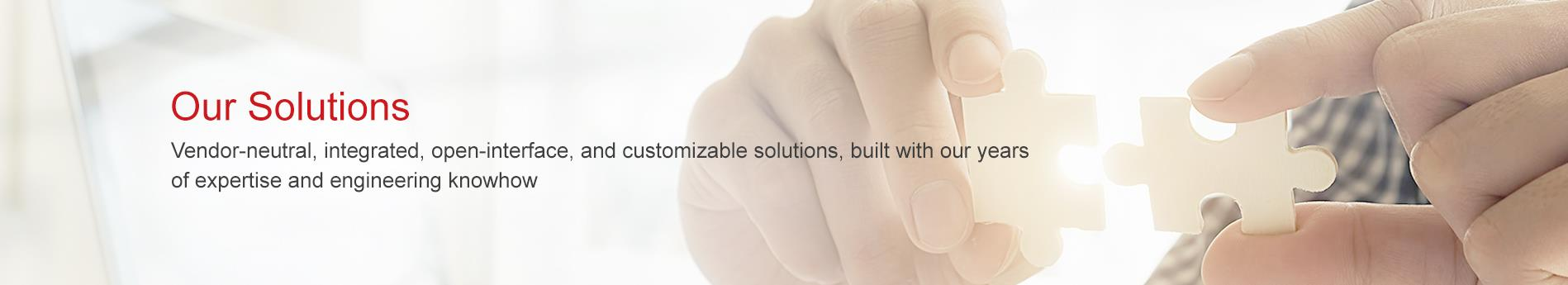LUSTER Solutions